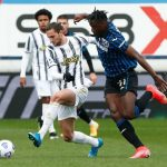Juventus slip to fourth in Serie A after late loss to Atalanta