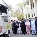 CM Buzdar inaugurates 'Koi Bhuka Na Soye' programme