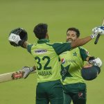 Pakistan down Proteas by four wickets to draw first blood