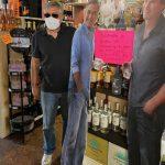 George Clooney surprises Boston locals during Tender Bar filming