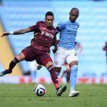 Manchester City suffer 2-1 home defeat by 10-man Leeds