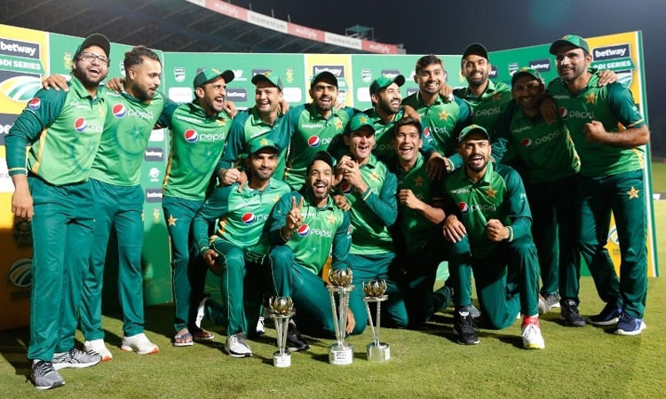 Fakhar Zaman leads Pakistan to ODI series win against South Africa