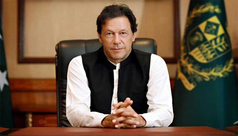 No talks with India until it restores Kashmir's special status: Imran Khan