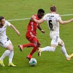 Second-string Bayern stumble to 1-1 draw versus Union