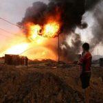 IS 'blows up' Iraq oil wells, kills policeman: officials