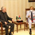 Shehbaz meets Palestinian envoy, slams Zionist terrorism, demands UNSC action