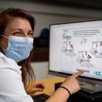 Computer game helps health workers combat Covid spread
