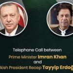 PM Imran, Turkey's Erdogan decide to mobilise int'l community to halt attacks on Palestinians