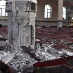 12 worshippers killed in mosque blast near Kabul