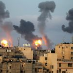 Palestinians deaths toll mounts to 137 as Israel pounds Gaza refugee camp