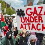 Thousands rally in North America in solidarity with Palestinians