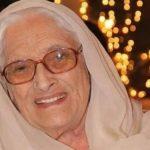 Senior ANP leader Begum Naseem Wali Khan dies