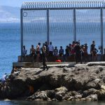 2,700 migrants reach Spain's Ceuta enclave in one day