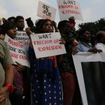 Protests as Bangladesh journalist faces court after Covid reports
