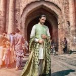 Old Lahore through the lens of a couturier
