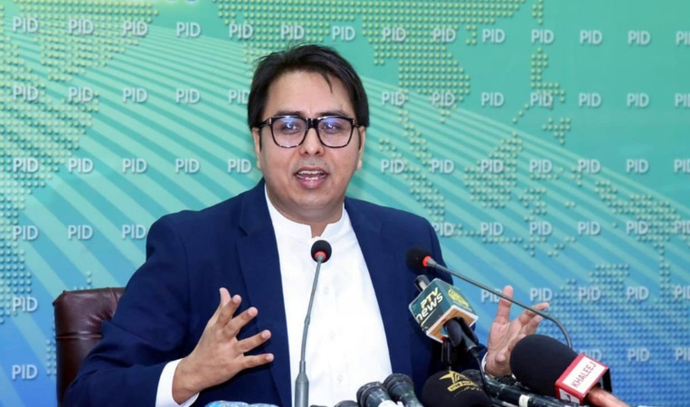 Bilawal trying to cover up deteriorating situation in Sindh: Dr. Gill