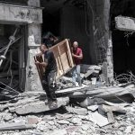 Gaza reels after Israeli strikes as death toll surpasses 200