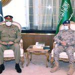 Pak-Saudi cooperation to have positive impact on regional peace, security: COAS
