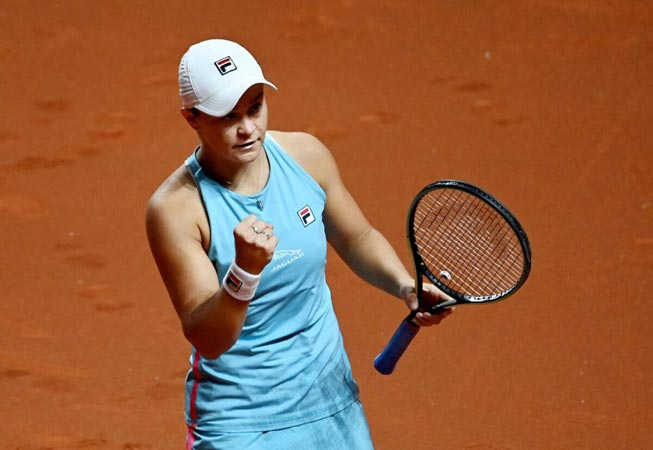 Barty gains Badosa revenge to march into maiden Madrid final