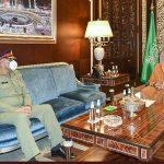 Saudi crown prince hails Pakistan's role towards peace