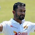 Dimuth Karunaratne closes in on top 10 of ICC Men's Test Player Rankings