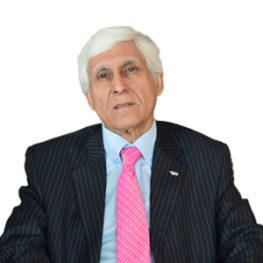 Dr Qais Aslam