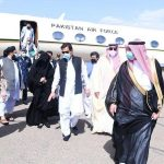 PM pays respects at Roza-e-Rasool (SAW)