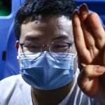 Hunger-striking Thai protest leader vows to keep fighting for royal reform