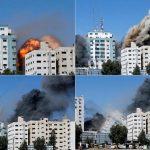 Media caught in crossfire of Israel-Hamas escalation