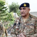 COAS spends Eid days on LoC, Afghan border