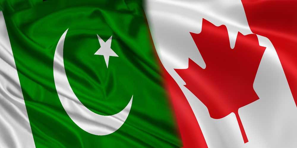 pakistan exports to canada