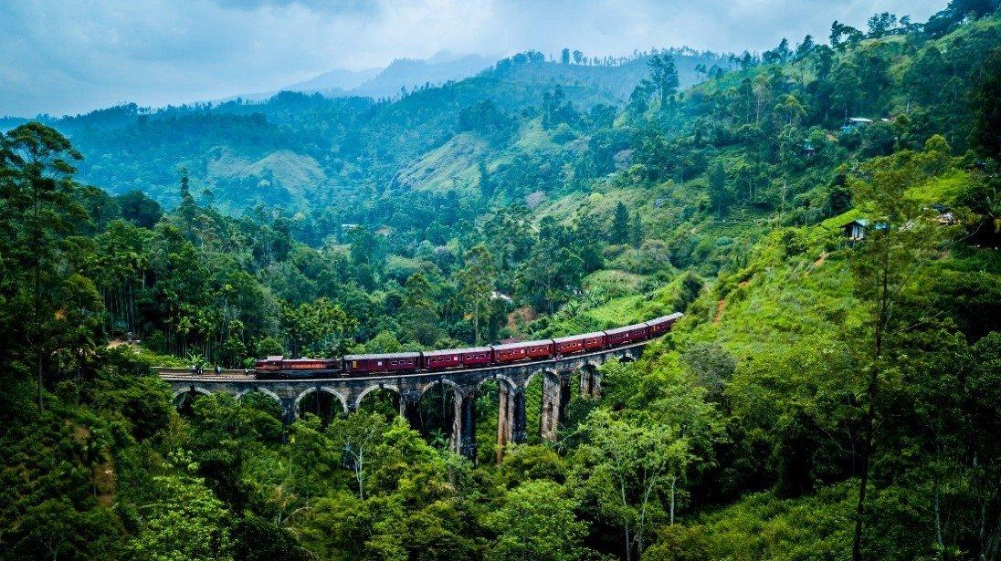 Sri Lanka – the land of hospitable people