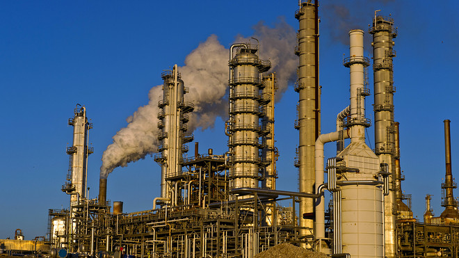 oil sales increase by 14 percent