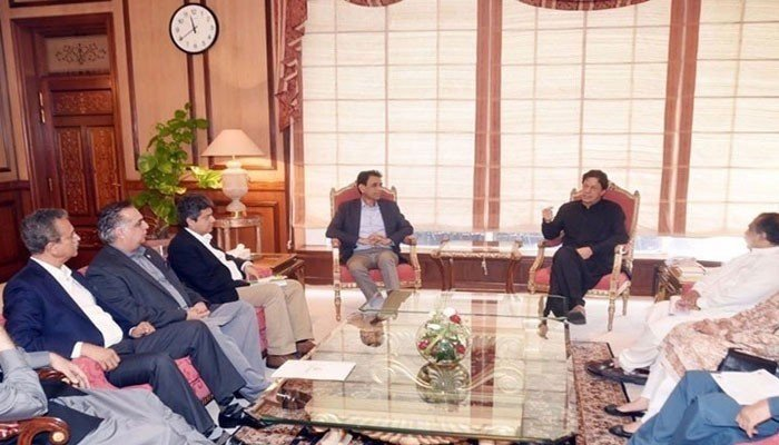 MQM-P promises unwavering support to PTI for upcoming budget