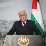Palestine FM criticizes India's abstention at UN vote