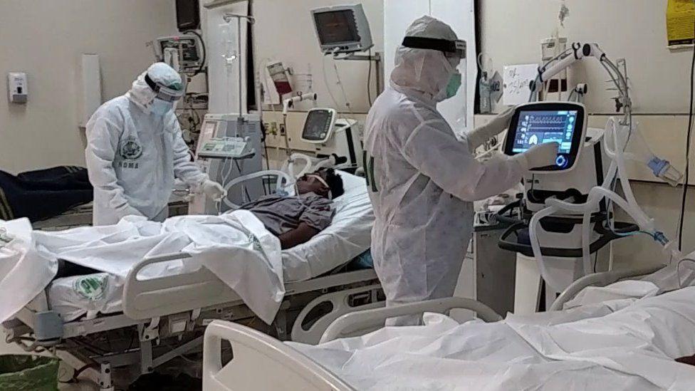 Corona patients turn out decreasing in Peshawar