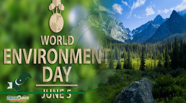 Pakistan all set to host world environment day