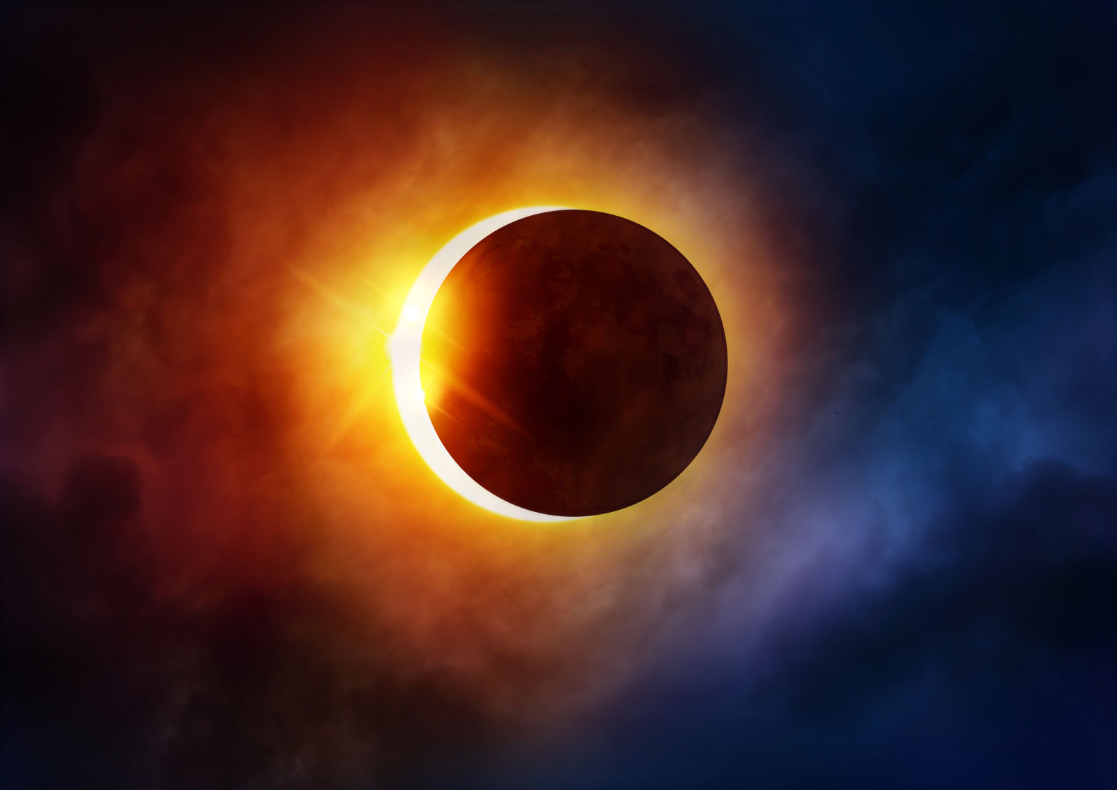 Partial eclipse to sweep over northern hemisphere