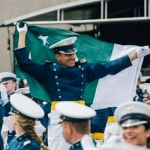 Pakistani cadet graduated from USAFA