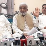 Arbab Rahim accuses Imran Khan of leaving GDA alone