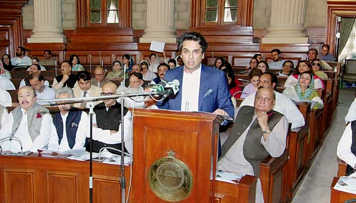 Punjab budget 2021-22: Rs 560 bn for development, revenue collection target Rs 359 bn