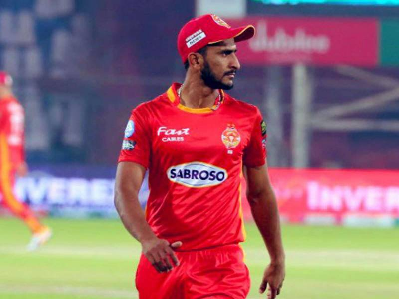 Hasan Ali available for remaining matches of PSL6
