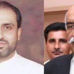 Khursheed Shah and son released