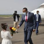 Ethiopians pray for peaceful vote ahead of key election