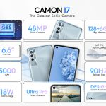 TECNO Camon 17 comes as a powerful device in just PKR 24,999
