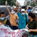 Six killed in clashes between Myanmar army and anti-junta militia