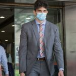 US lawyer convicted of assaulting Hong Kong police officer