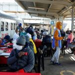 'Train of Hope' brings healthcare to South Africa's poor