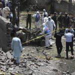 Johar Town blast: