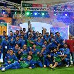 Multan Sultans are Pakistan Super League VI champions